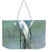 Great Egrets Weekender Tote Bag