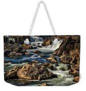 Great Falls Overlook #5 Weekender Tote Bag