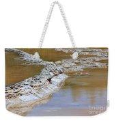 Great Fountain Geyser Firehole Lake Drive Weekender Tote Bag