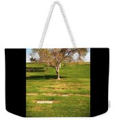 Great Grandma Buried Weekender Tote Bag