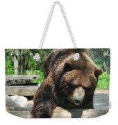 Great Grizzly's Weekender Tote Bag