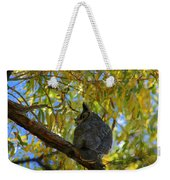 Great Horned Owl 2 Weekender Tote Bag