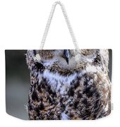 Great Horned Owl IIi Weekender Tote Bag