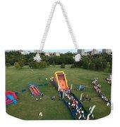 Great Inflatable Race Weekender Tote Bag