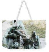 Great Lakes Fountain Weekender Tote Bag