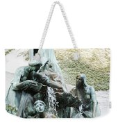 Great Lakes Fountain Weekender Tote Bag