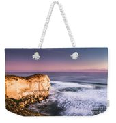 Great Ocean Road Seascape Weekender Tote Bag