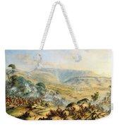 Great Peak Of The Amatola-british-kaffraria  Weekender Tote Bag