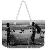 Great Rift Fishermen Weekender Tote Bag