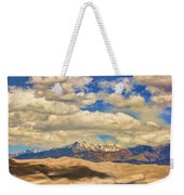 Great Sand Dunes National Monument Weekender Tote Bag by James BO  Insogna