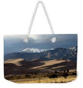 Great Sand Dunes National Park Weekender Tote Bag