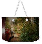 Great Smokey Mountain Railroad Weekender Tote Bag