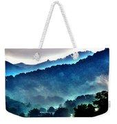 Great Smokey Mountains Weekender Tote Bag by Susanne Van Hulst