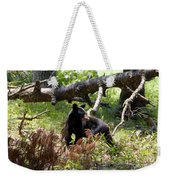 Great Smoky Mountain Bear Weekender Tote Bag