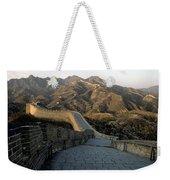 Great Wall Of China Weekender Tote Bag