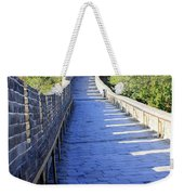 Great Wall Pathway Weekender Tote Bag