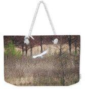 Great White Egret - 3 Weekender Tote Bag
