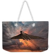 Great White Vulcan Weekender Tote Bag