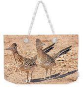 Greater Roadrunner Bird Weekender Tote Bag