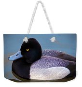 Greater Scaup  Weekender Tote Bag