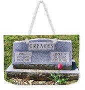 Greaves Weekender Tote Bag