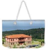 Greece Summer Vacation Landscape Weekender Tote Bag
