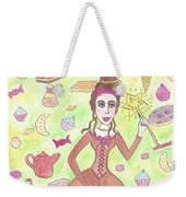 Greedy Fairy Weekender Tote Bag