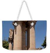 Greek Architecture Weekender Tote Bag