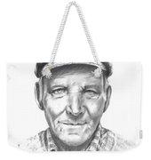 Greek Fisherman Weekender Tote Bag