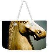 Greek Horse Statue Weekender Tote Bag