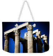 Greek Pillars Weekender Tote Bag