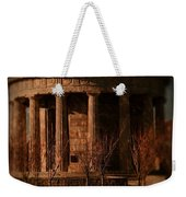 Greek Temple Monument War Memorial Weekender Tote Bag