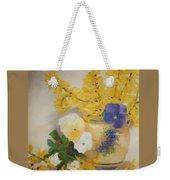 Greek Vase Weekender Tote Bag