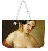 Greek Woman Weekender Tote Bag