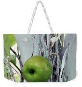 Green Apple Weekender Tote Bag