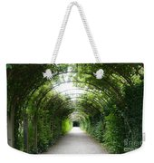 Green Arbor Of Mirabell Garden Weekender Tote Bag