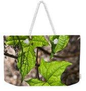 Green Arrowheads Weekender Tote Bag