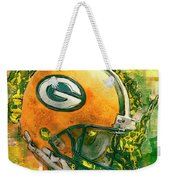 Green Bay Packers Weekender Tote Bag