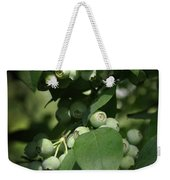 Green Before Blue Weekender Tote Bag