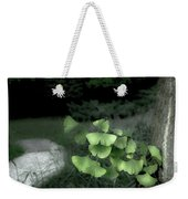 Green Butterflies  Weekender Tote Bag