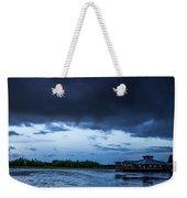 Green Cay Storm 6 Weekender Tote Bag