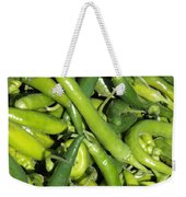 Green Chilis Weekender Tote Bag