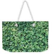 Green Clovers Weekender Tote Bag