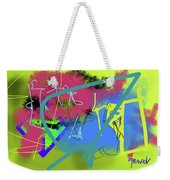 Green Dreams Weekender Tote Bag