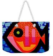 Green Eyed Fish  Weekender Tote Bag