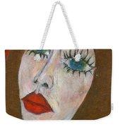 Green Eyed II  Weekender Tote Bag