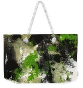 Green Field #1 Weekender Tote Bag