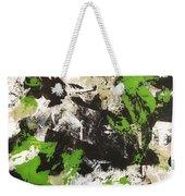 Green Field #2 Weekender Tote Bag