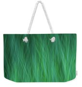 Green Fire 1 Weekender Tote Bag