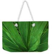 Green Glow Weekender Tote Bag